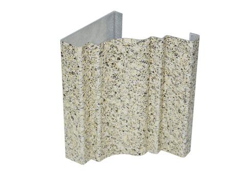 室内异形铝单板